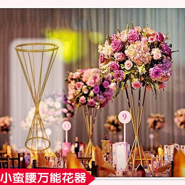 15pcs 60 Cm Tall Wedding Supplier Table Centerpieces Vase For