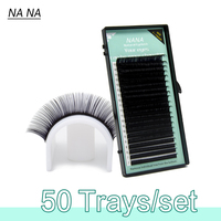 All size,50cases , J B C D curl,7~15mm MIX ,20rows/tray, mink eyelash extension,natural eyelashes,individual false