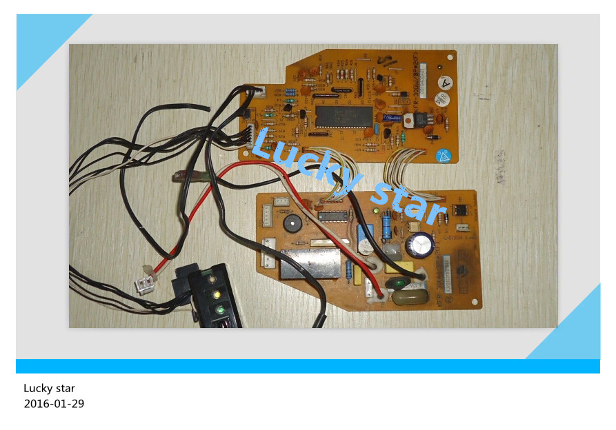 95% nuovo per il caso di Haier Aria condizionata computer di bordo circuito KFR-30GW/BP * 2 (F) 3300186 buon funzionamento95% nuovo per il caso di Haier Aria condizionata computer di bordo circuito KFR-30GW/BP * 2 (F) 3300186 buon funzionamento