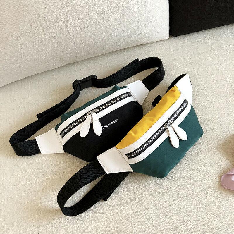2019 Women Girl Travel Waist Pack Holiday Purse Belt Wallet Pouch Bag Women Crossbody Bag Waist Packs Ladies Chest Bags