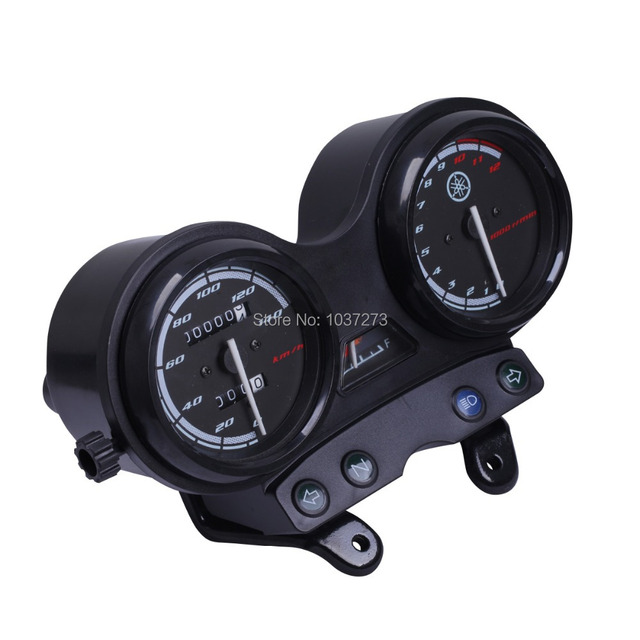 Motorcycle Speedometer Tachometer clock For YAMAHA YBR 125 2005-2009
