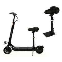 8 인치 전기 스쿠터 안장 접이식 충격 흡수 좌석 쿠션 편안한 댐핑 의자