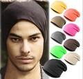 2017 sets new candy color heap heap of men's and women's autumn/winter cap knitted cap hip hop cap