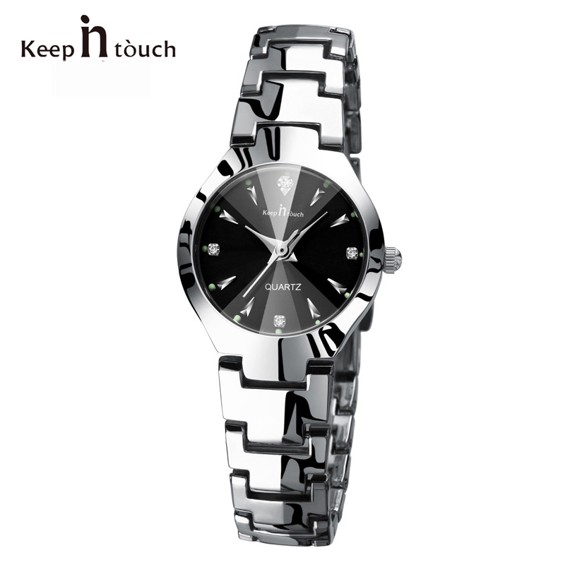 Luxury Brand Women's Fashion Quartz Watches Luminous Ladies Wristwatches Rhinestone Clock Female Dress Bracelet Relogio Feminino