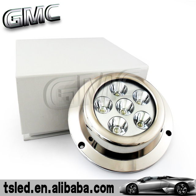 18w Underwater Yacht Boat Marine LED Light