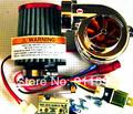 Venta muy caliente Turbo-500 Turbo kit Electronic MINI coche Eléctrico compresor de la turbina