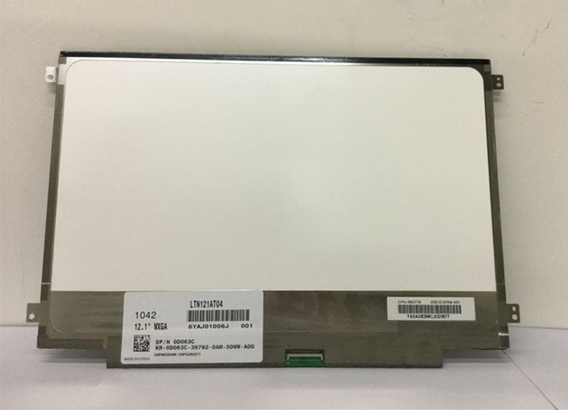 free shipping new 14 1 lcd led screen for dell e6410 notbook lp141wx5 tpp1 ltn141at16 b141ew05 v 5 n141i6 d11 Free Shipping 12.1 Class A LCD Panel LED for Dell Latitude E4200 VOSTRO 1220 D420 D430 LTN121AT04 LTD121EWUD LCD Display screen