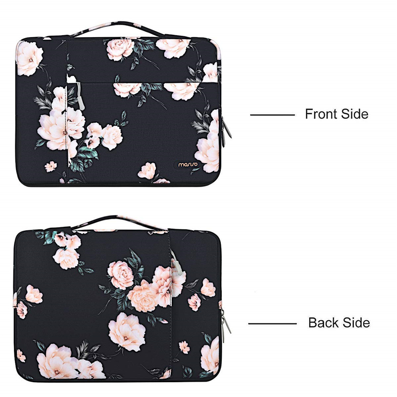 Image 5 - MOSISO Laptop Bag Sleeve 11.6 12 13.3 14 15.6 inch Notebook Sleeve Bag For Macbook Air Pro 13 15 Dell Asus HP Acer Laptop Case-in Laptop Bags & Cases from Computer & Office