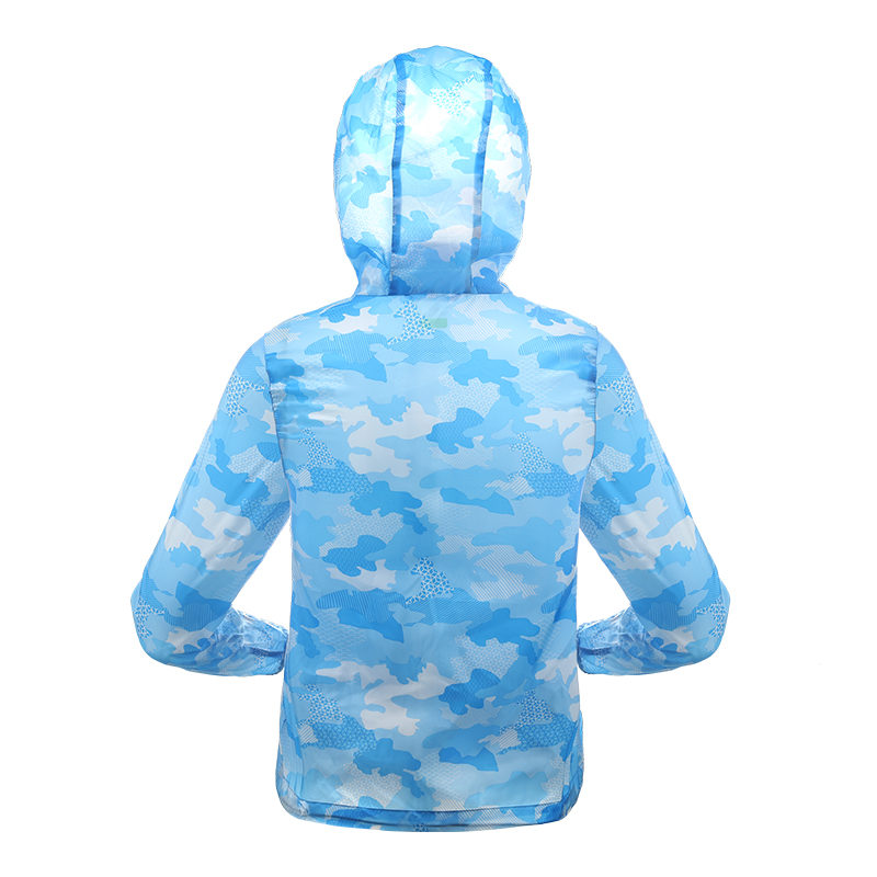 TECTOP Sun Protection Jackets Boys Girls 2018 New Tops Kids Coat Outwear Summer Quick Dry Hiking Camping Skin Jacket Children