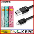 Remax Data USB fast Charging Data Cable for iPhone6  Data Charger USB Cable for iPhone 7 6s 6 plus 5 5s iPad 4 mini 2 3 Air 2