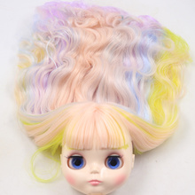 ICY Neo Blythe Doll Colorful Hair Jointed Body 30cm