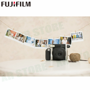 Image 4 - 40 Films Fujifilm Instax Wide Instant White Edge For Fuji Camera 100 200 210 300 500AF Lomography photo