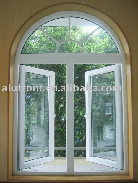 Aluminum Hinges Window