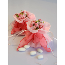 European creative candy box Fairy bag Favor bags Wedding yarn  wedding supplies decoration 20pcs/lot