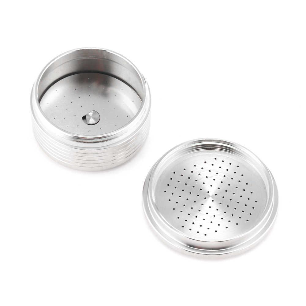 Compatible Capsule For Reusable Coffee Capsule Refillable For Lavazza Lavazza Coffee Machineespressofilter Pods Tools