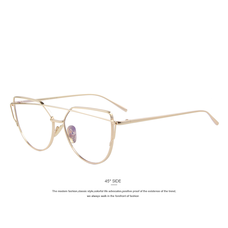 Damenbrillen Brillenrahmen Merrys Design Frauen Mode Optische Rahmen Brillen Klassische Gläser S2083