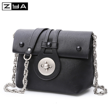 high quality round lock Mini Small Women s Handbag Shoulder Hand Bag Ladies PU Leather Famous