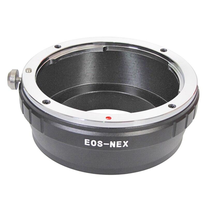 Foleto lente adaptador para Canon EOS EF ef-s de lentes para Sony Alpha Nex adaptador de cámara sony NEX-3, NEX-5, NEX-5N, NEX-7, 7N, C3