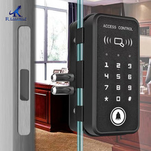 Rfid-Lock Door Glass Office Keyless for Aluminium-Door 2000/users