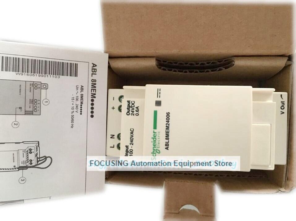 все цены на Original authentic Schneider ABL8MEM24006 modular switching power supply 24V 0.6A онлайн