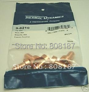 9 8210 Thermal Dynamics nozzle cutting tip 40pc lot