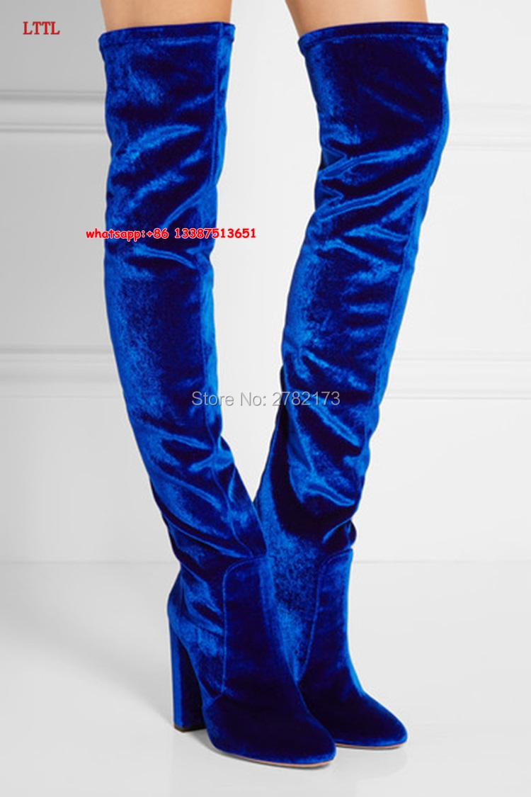 Compare Prices on Comfortable Thigh High Boots- Online Shopping ...