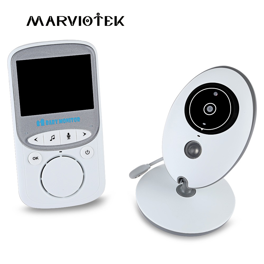 3.5inch Wireless Video Baby Monitor With Camera Night vision Baby Sleep Nanny Home Security video camera monitor LCD Monitor цена