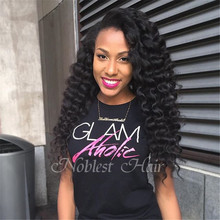 7A Grade Full density Virgin Brazilian Thick Gorgeous Curls Human Hair Wig Full Lace Wig Human Hair Lace Front Wig Glueless Wig