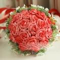 2015 In Stock Wedding Flowers Bridal Bouquets Colorful Romantic Bridal Gowns Wedding Bouquets Buque De Noiva