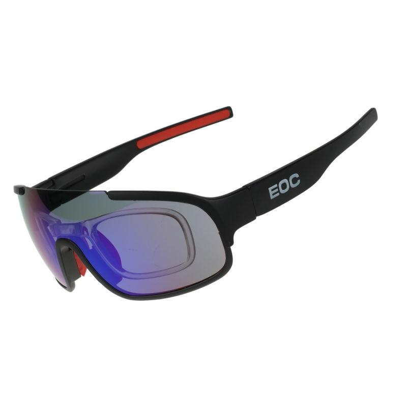 COMAXSUN Polarisierte Radsportbrille Fahrradreitschutzbrille Fahren - Radfahren - Foto 3