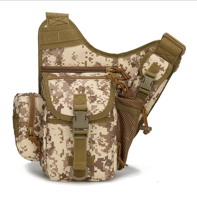 Tactical small bags multifunction waist bag men camera bag outdoor camping adventure photography chest pack tactical sling bag outlife new style professional military tactical multifunction shovel outdoor camping survival folding spade tool equipment