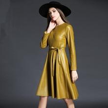 95 autumn dress