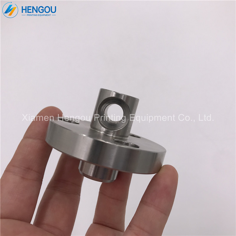 1 piece high quality Heidelberg SM74/MO water roller head, Stainless steel shaft head, spare parts for heidelberg SM74 1 piece heidelberg printing board for heidelberg mo machine heidelberg sm74 board c98043 a1232