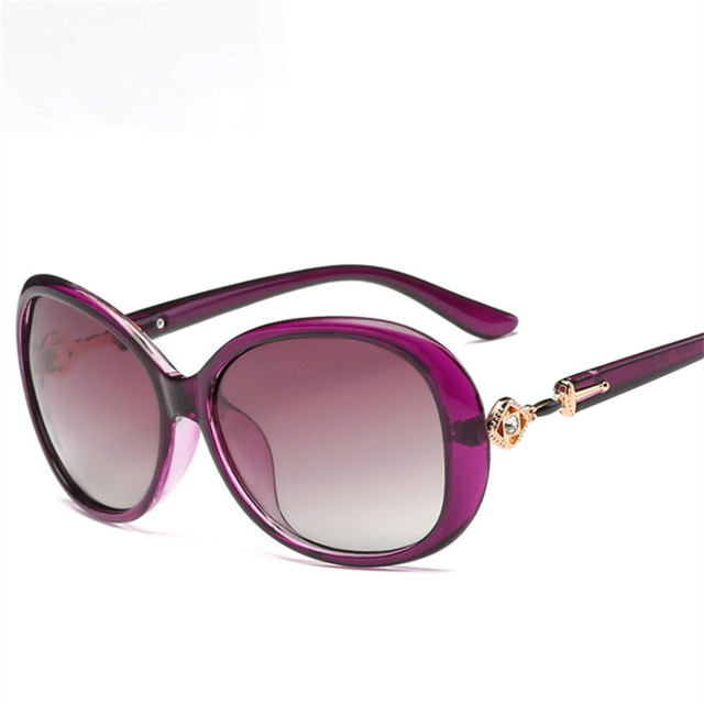 2f58b894f7 Sunglass Polarized Sunglasses Women s Fashion UV400 Eyewear Lady s Sun  Glasses Vintage Eyeglasses With Prescription sunglasses