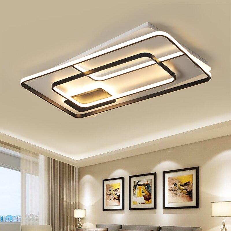 Modern Design LED Ceiling Lights Bedroom Living Room Ceiling Lamp LED Home Lighting ceiling light 110V