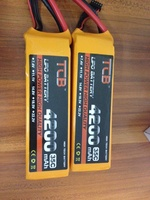 TCB Lipo Battery 22 2v 4200mAh 35C 5s RC Airplane Cell Factory Outlet Goods Of Consistent