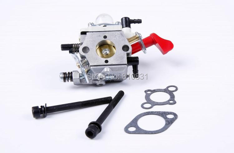 carburettor walbro 1107 for 29CC 26cc 32cc Zenoah Engine losi 5-tive rovan KM Baja 5b 5t 5sc rovan gas baja 30 5cc 4 bolt chrome engine with walbro carb and ngk spark plug for 1 5 scale hpi km losi rc car parts