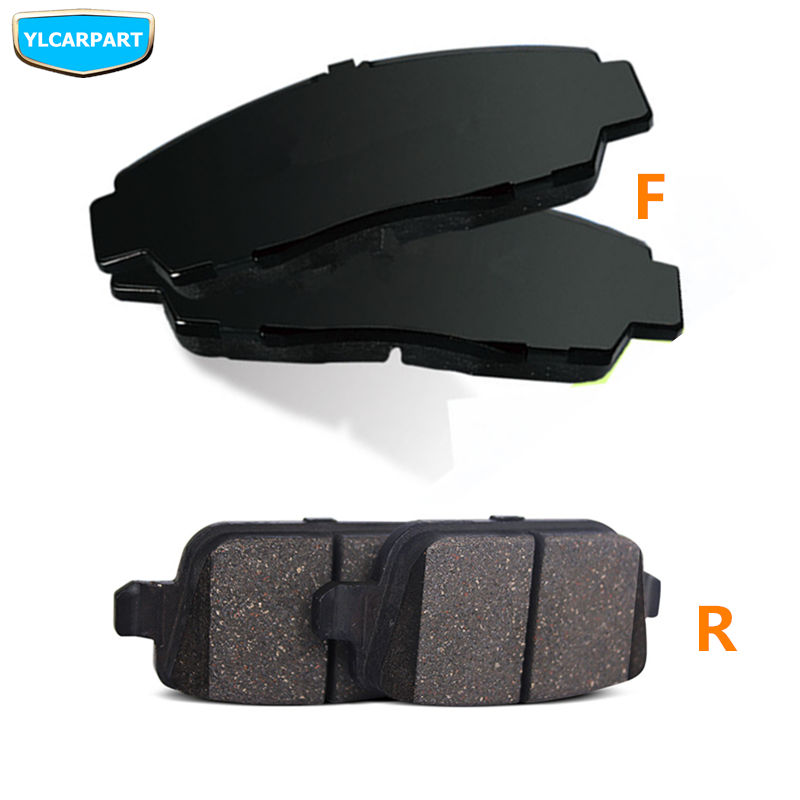 For Geely Atlas Boyue NL3 SUV Proton X70 Emgrand X7 Sports Car brake pad|Car Brake Pads & Shoes| |  - title=
