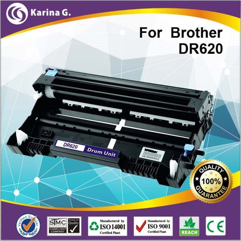 Подробнее о brand new drum unit for DR620 for brother HL-5340D HL-5350DN HL-5370DW HL-5370DWT MFC-8480DN MFC-8890DW DCP-8080DN DCP-8085DN compatible for brother dr580 dr620 image drum unit toner cartridge for brother hl5340 5370 dcp 8085 8880 printer