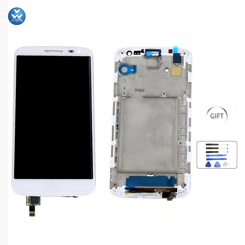 OEM Replacement Parts For LG G2 Mini Lcd D620 D618 Screen Display With Touch Assembly With