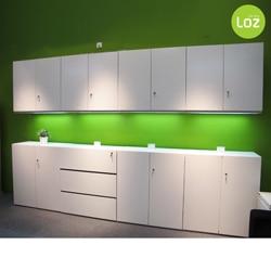 yue zi mobili moda coreana bianco combinazione locker ufficio ikea ... - Mobile Ufficio Bianco