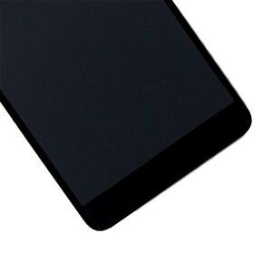 Image 2 - Oryginalny wyświetlacz do Doogee X60L LCD + wymiana ekranu dotykowego do Doogee x60l akcesoria do telefonu komórkowego darmowe narzędzie
