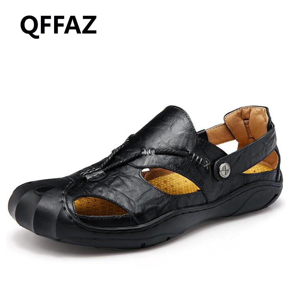 Mode Hommes Mocassins Respirant action Chaussures en cuir Flats hommes d'été Printemps Souliers simple pour homme Sapatos,noir,41
