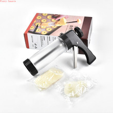 Cookies Press Cutter mode Baking Tools Biscuits  Machine Kitchen tool Bakeware 225ml with 16 flower slices 7 mounting beak