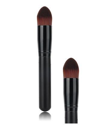 Liquid Foundation Oval Makeup Brush Professinal Eyeshadow Powder