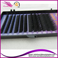 10trays a lot, silk eyelash extension,12rows, 0.10, 0.12, 0.15, 0.18, 0.20 B C D J curl, free shipping and eyepatch gift