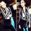 2016 New Fashion Lady Vintage Leopard Sequins Designer Handbags Leather Handbags Cross Women Messenger Bags Shoulder Bag bolsas