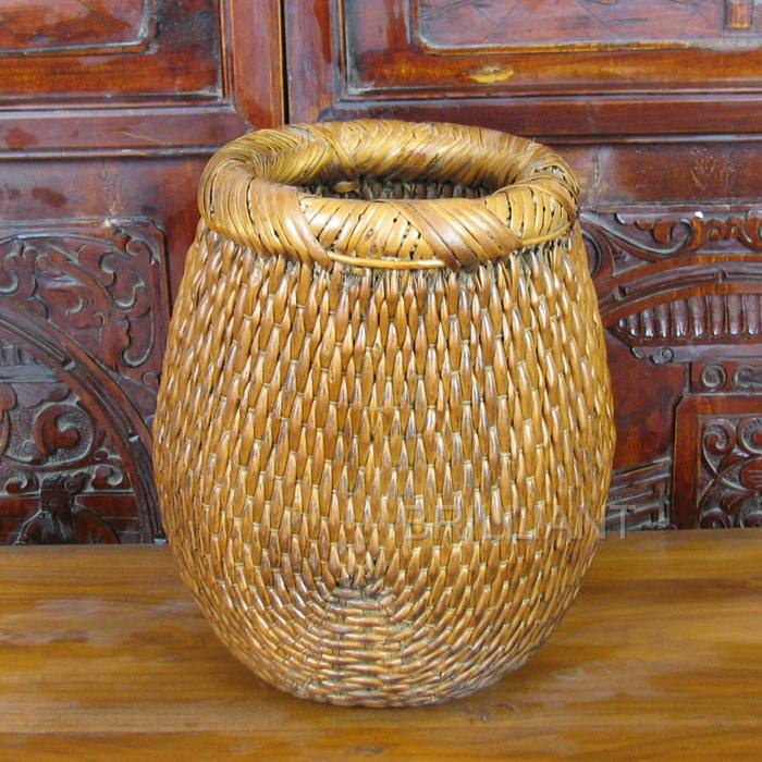 Antique Chinese Food Baskets