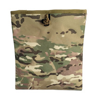 Large Capacity Military Tactical Airsoft Paintball Hunting Folding Mag Dump Pouch
