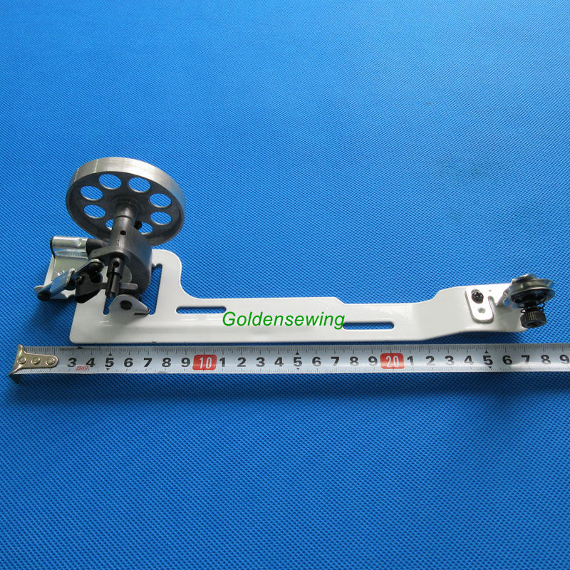 BOBBIN WINDER FOR INDUSTRIAL SEWING MACHINES 2-1//2 SMALL WHEEL
